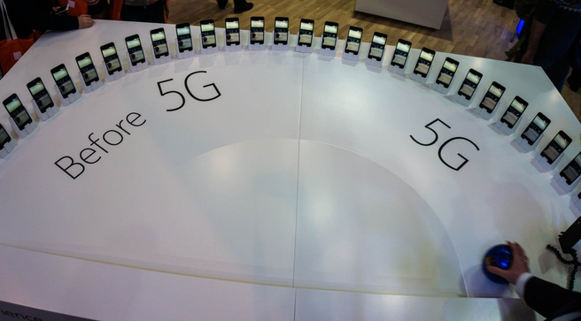 MWC 2016 gekkigheid: 5g latency