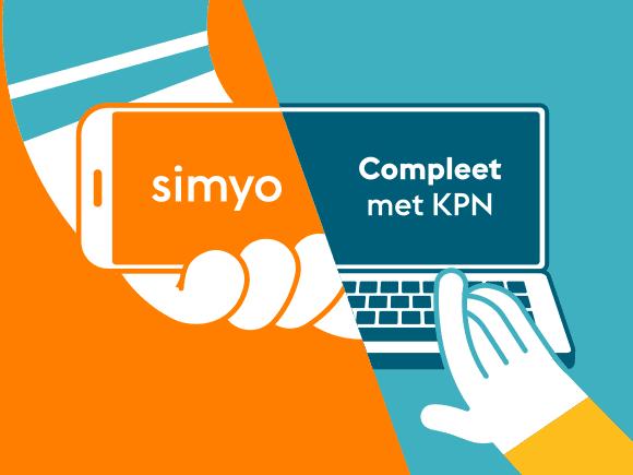 Simyo en KPN