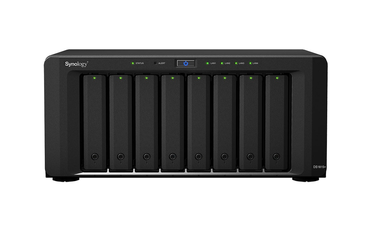 Synology DiskStation DS1815+ 18TB