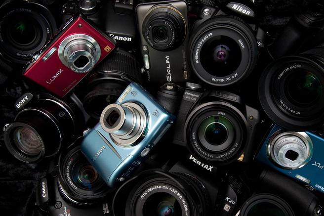 Verschillende soorten camera's