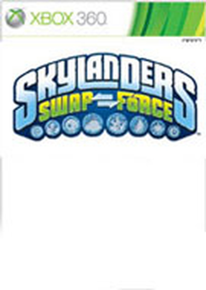Box Skylanders: Swap Force