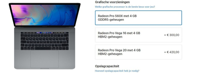 MacBook Pro Vega