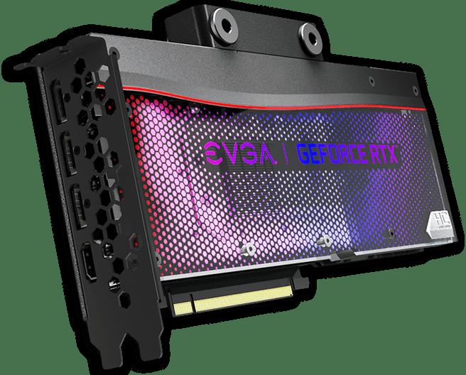 EVGA GeForce RTX 3090 Hydro Copper
