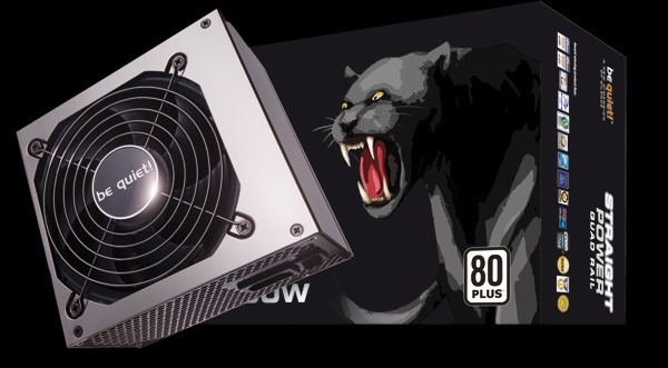 be quiet! Straightpower BQT E6-400W, 400W (ATX12V 2.2)