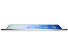 Apple iPad Air WiFi 16GB Wit