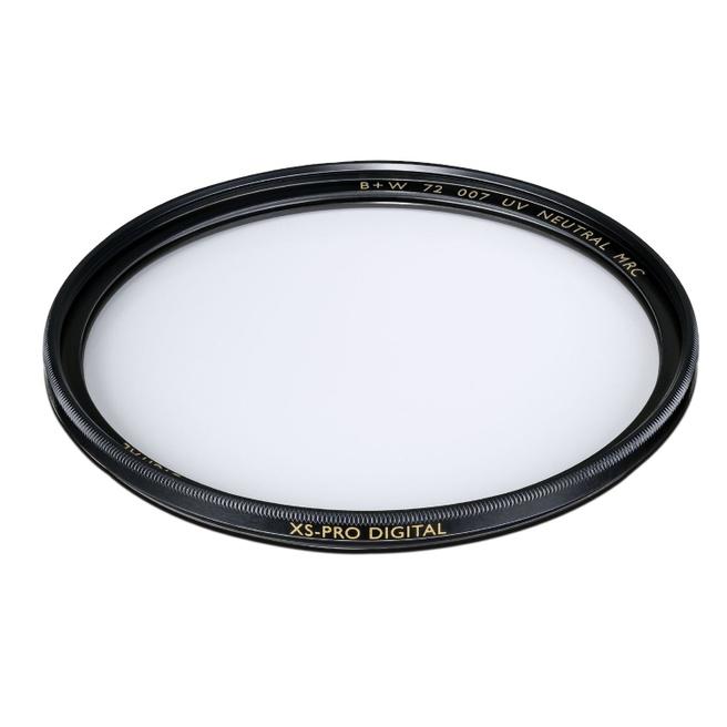 B+W XS-Pro-Digital Clear (007) MRC 86mm
