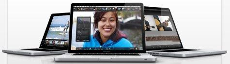 MacBook Pro trio