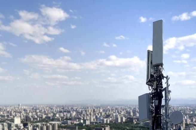 Huawei-zendmast