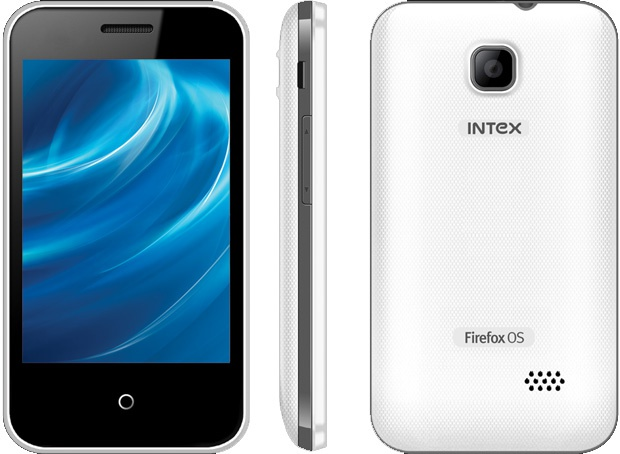 Intex Cloud FX met Firefox OS