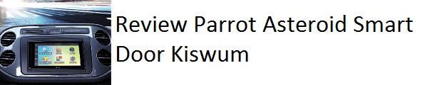 Logo van de Parrot Asteroid Smart