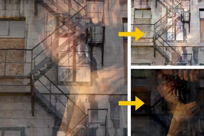 MIT reflectieverwijdering