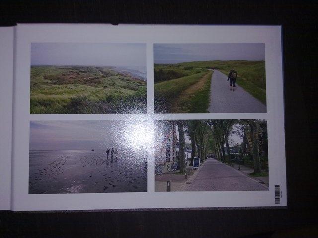 Top-fotoalbum streepjescode binnenzijde