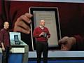 HP Slate in handen Steve Ballmer