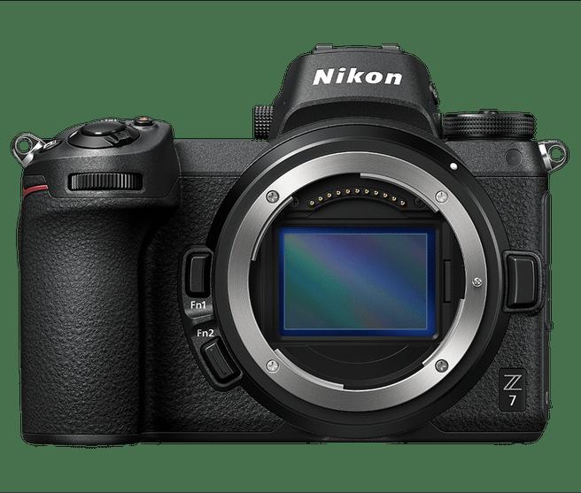 Nikon Z7 Zwart