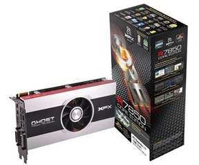 XFX HD7850 Core Edition 1GB