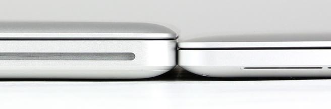 Apple MacBook Pro 13 versus Pro 13 Retina