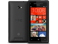 HTC Windows Phone 8X Zwart