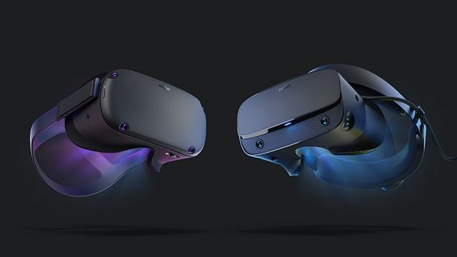 Oculus Quest en Rift S