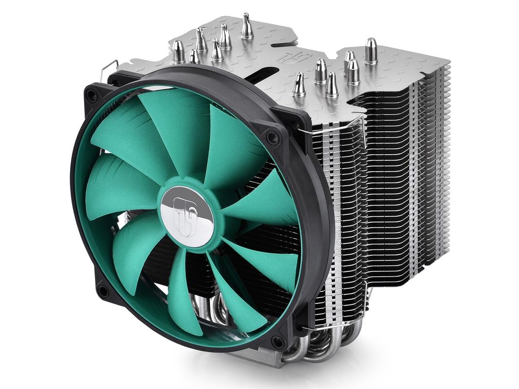 DeepCool Lucifer CPU Cooler Review... - Xtreme 7 solution ...