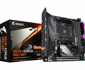 Gigabyte Aorus X570SI Pro AX dan X570I Aorus Pro WiFi