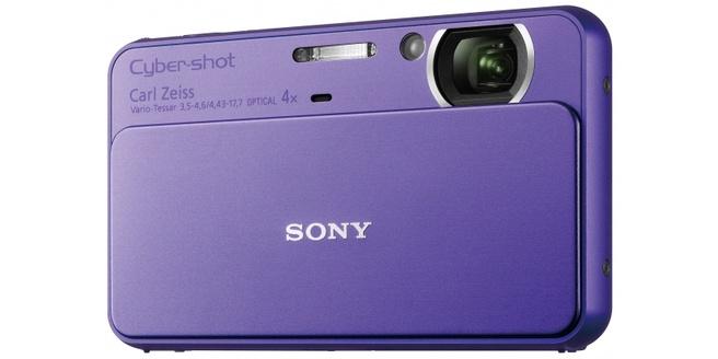 Sony Cybershot DSC-T99 Paars