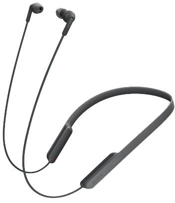 Sony MDR-XB70BT (Zwart)