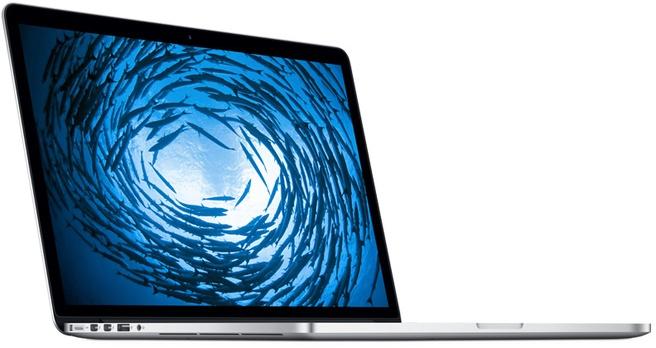 "Apple 15"" Retina"