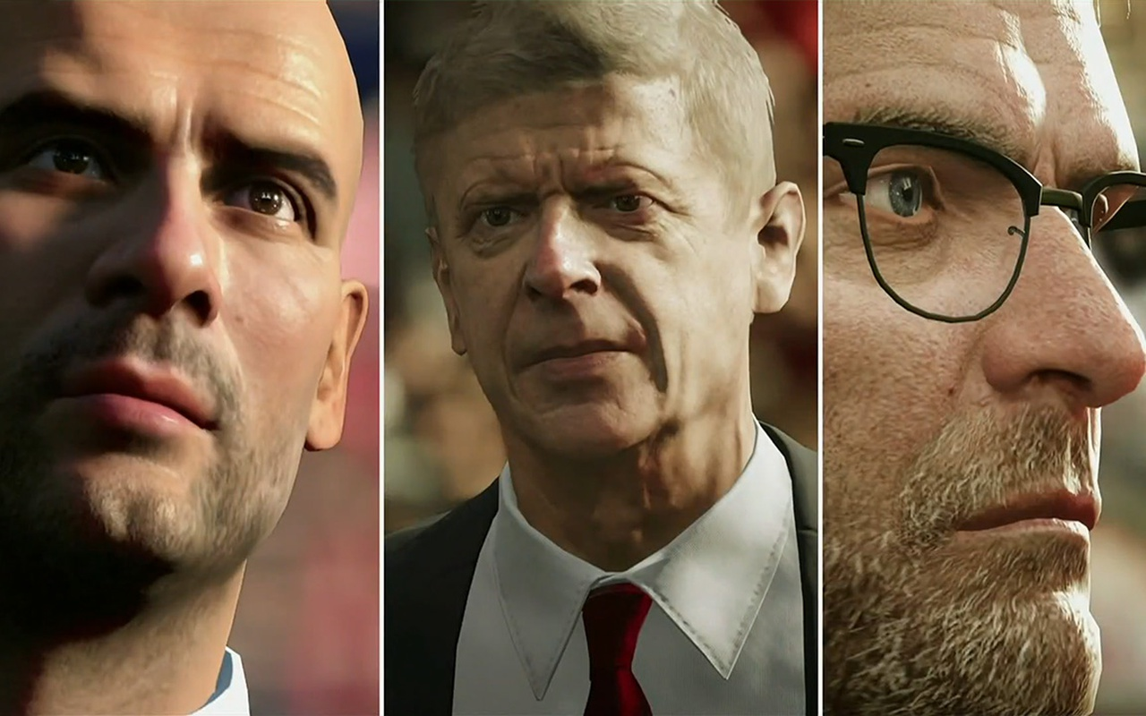 FIFA 17 managers