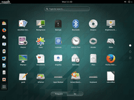 Ubuntu 14.04 LTS - Ubuntu GNOME-desktop