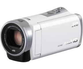 JVC GZ-E305 Wit
