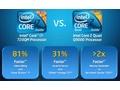 Core i7 720QM versus Q9000