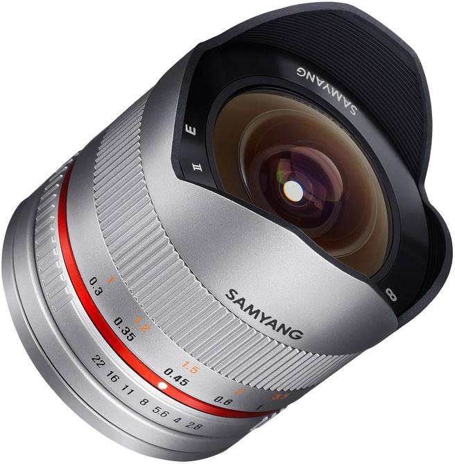 Samyang Optics 8mm F2.8 UMC Fish-eye II
