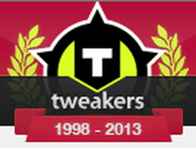 Tweakers 15 jaar logo