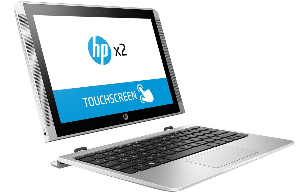 HP Pavilion x2 10-p031nb (Azerty toetsenbord) Zilver ...