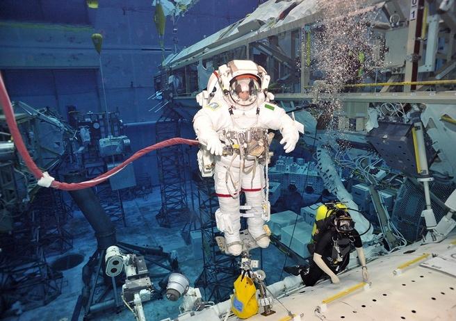 NASA astronaut pool