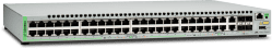 Allied Telesis AT-GS948MX, managed 48-port gigabit switch with 10GBe uplink
