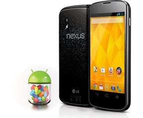 LG Nexus 4 16GB Zwart