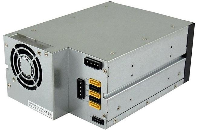 "LC-Power LC Power Wechselrahmen 3,5"" 3x"