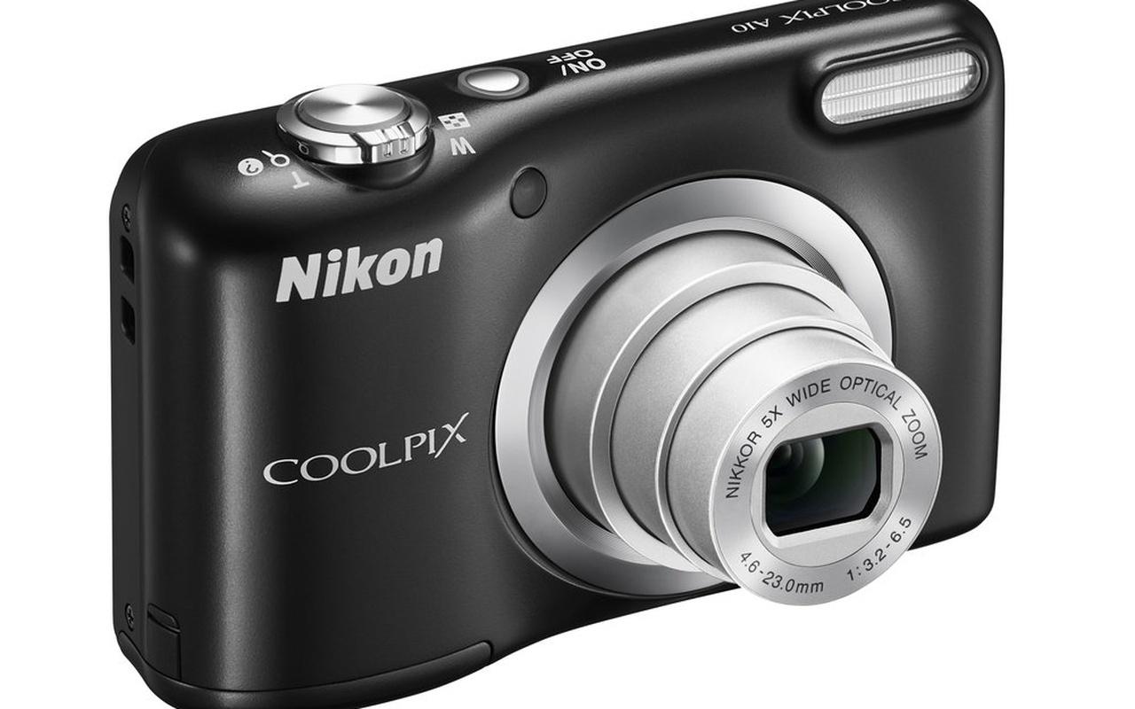 Nikon Coolpix A10 en A100