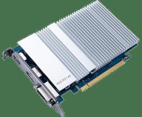 Intel DG1-videokaarten van ASUS en Colorful