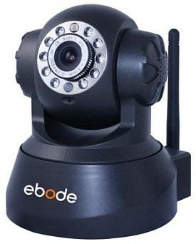 Ebode Indoor IP Camera IPV38
