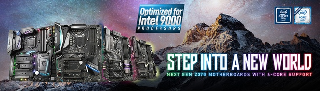 MSI Core i-9000