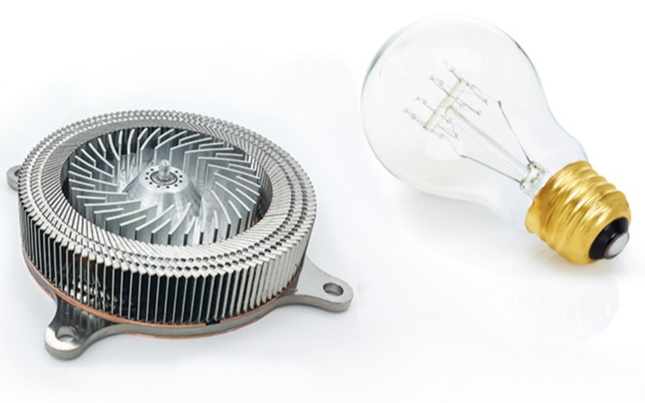CoolChip 1U Kinetic Cooler