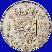 Gulden zilver