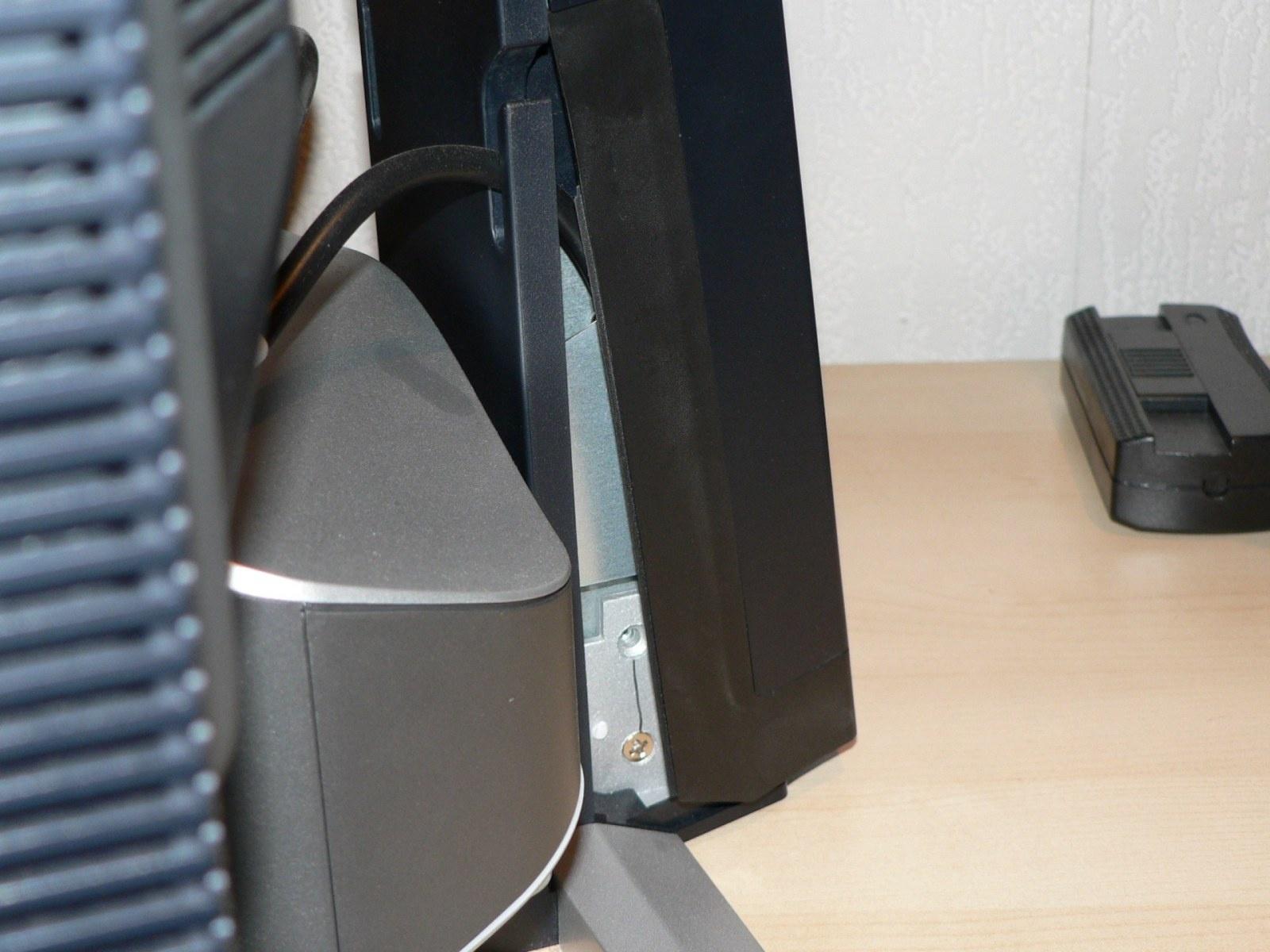 Kabelmanagement: maximale open stand plastic kap