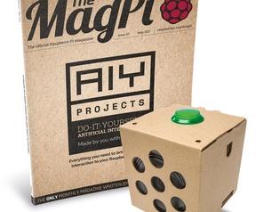 Google Raspberry Pi AIY project