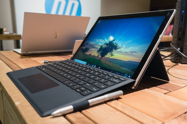 HP Envy x2 met Snapdragon 835-soc