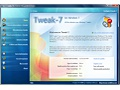 Tweak-7 1.0 build 1003 screenshot (481 pix)
