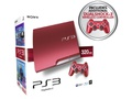 Goedkoopste Sony PlayStation 3 Slim 320GB + Extra Dualshock Controller - Scarlet Rood