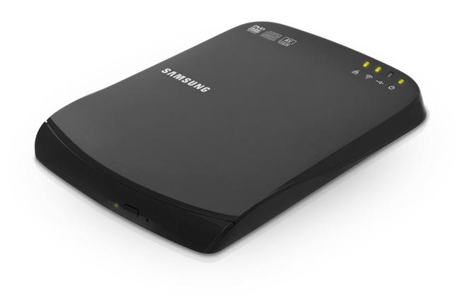 Samsung SE-208BW Wit